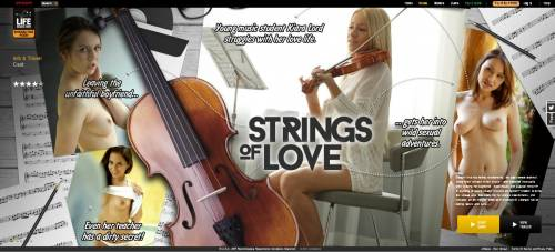 Strings of Love Cover