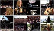 Saint Jude & Michael Monroe - High Voltage Festival 2011  [HDTV 1080p]