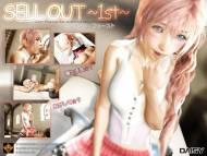 DAISY - SELL OUT vol 1 - 3  3d hentai video