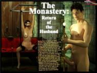 3DBDSMDungeon - The  Monastery  1 - 4