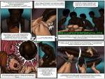 IllustratedInterracial - Comix in russian Lust For The Librarian
