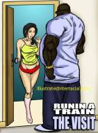 IllustratedInterracial - Runin A Train - THE VISIT.rar