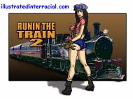 IllustratedInterracial - Runin A Train 2.rar