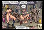 SuperHeroineComixxx - The Tragic Fate of Heather Rumble