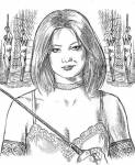 Sardax - Femdom old school - collection of art by various authors