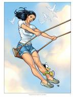 Frank Cho - Women - Selected Drawings and Illustrations ch 2