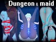GRIMHELM - Dungeon and Maid eng game from 25 09 2015
